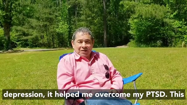 Andy from Suwanee GA Meditation Center - Meditation Story