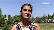 Mariam Ejaz from Broward FL Meditation center - Meditation Story #meditation #meditationbenefit