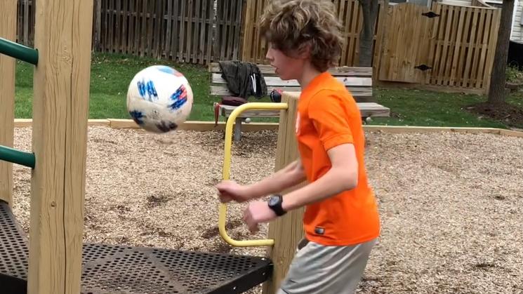 JohnPaul vs. The Playground
