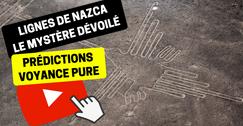 #192 Pourquoi les lignes de Nazca ? - Bruno Moulin-Groleau Voyant Médium Voyance Pérou Géoglyphe