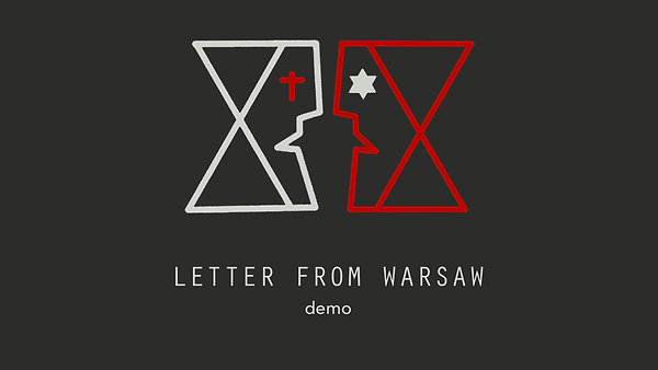 LETTER FROM WARSAW - demo