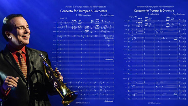 CONCERTO FOR TRUMPET & ORCHESTRA