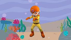 으랏차차 라차맨! <물속에 사는 동물>