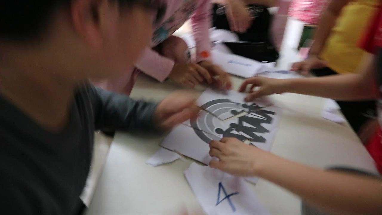 青苗同學會畢業典禮及服務回顧片段