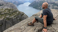 Hike Across the Lysefjord
