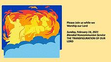 Sunday, February, 14, 2021