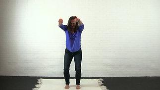 Throwing stuck Energy