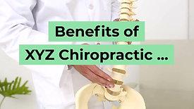 Chiropractor Advertisement