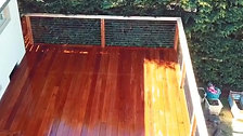 Completed Deck Build