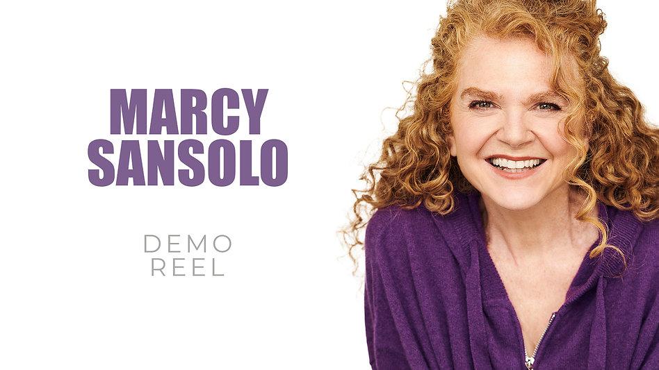 Marcy Sansolo REEL (Full)