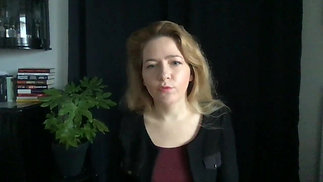 Interview with Anna Gielewska - Prague Media Point 2020 Student Project