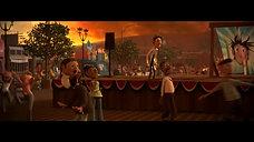 Demo Reel for Disney 2009