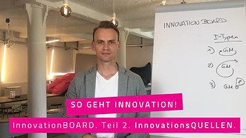 InnovationBOARD. Teil 2 von 3
