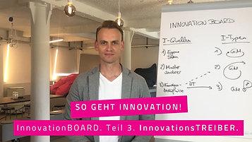 InnovationBOARD. Teil 3 von 3.
