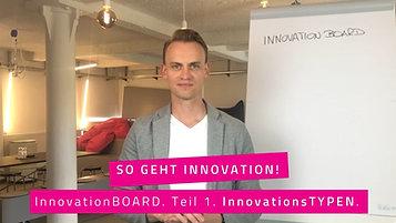 InnovationBOARD. Teil 1 von 3.
