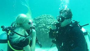 Подводная романтика