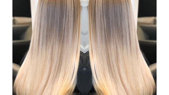 OLAPLEX TAKEOVER | BLONDE EDUCATION | THE HOUSE OF BLONDES BY CHRISTINA PAYTON