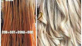 COLOR CORRECTION | THE HOUSE OF BLONDES BY CHRISTINA PAYTON