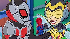 Spidey, Ant-Man