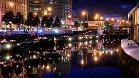 小樽運河 小樽雪あかりの路 000056