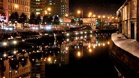 小樽運河 小樽雪あかりの路 000057