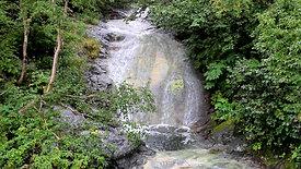 カムイワッカ湯の滝 知床 000138