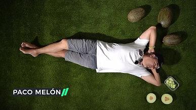 A Paco Melon el cuerpo les pide melón.