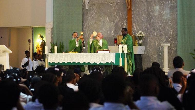 Sunday and Daily Masses