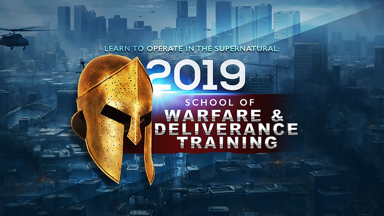 SWAT - SCHOOL OF WARFARE AND DELIVERANCE TRAINING