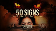 Part#2 - 50 SIGNS YOUR DREAMS ARE UNDER ATTACK