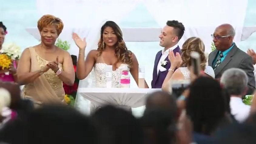 Monique & Rawa's Jamaican Destination Wedding -videographer Craig Cheung
