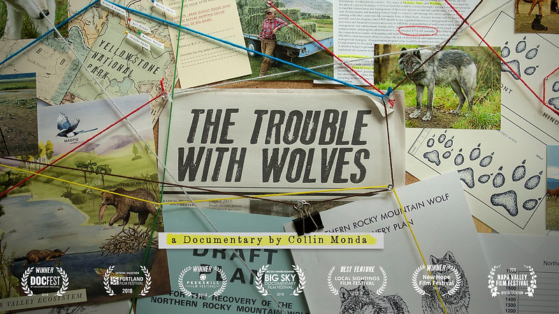 The Trouble With Wolves - Trailer #1.1