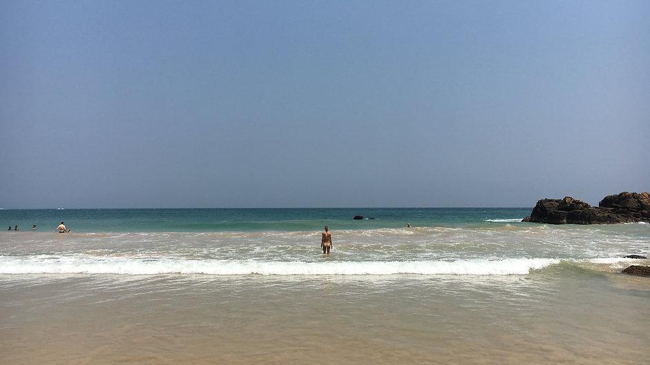Galle henna beach house Video