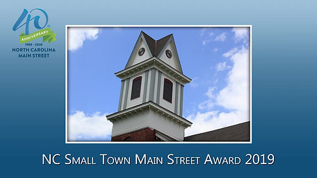 Small Town Main Street Merit Award
