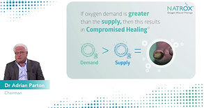 The Importance of NATROX® Oxygen Wound Therapy