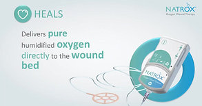 Introducing NATROX® Oxygen Wound Therapy
