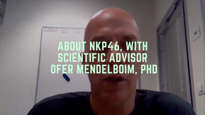 About NKp46 (With Scientific Advisor Ofer Mandelboim, PhD)