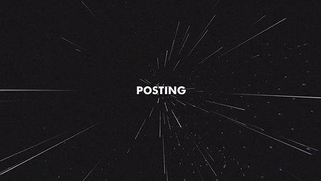 Posting & Praying