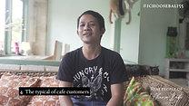 Cat Cafe Uncut Interview