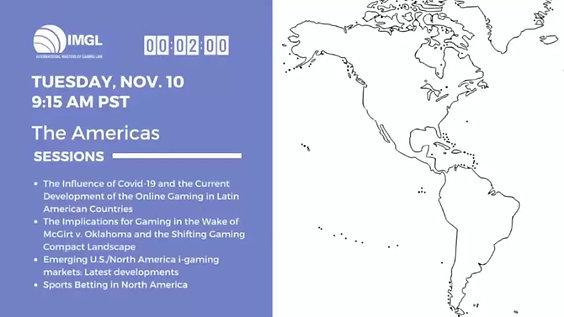 The Americas (Nov. 10)