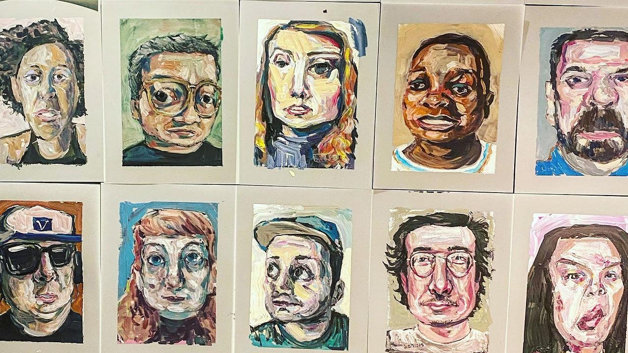 Quarantined Portraits