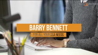 Barry Bennett - Promotional Video