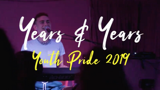 Years & Years - Youth Pride