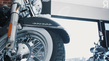 Harley Davidson Leeds - (Facebook & Youtube)
