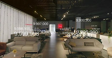 The Birth of 10,000,000th Sofa Set!