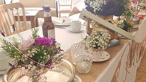PASSION FLOWERS Weddings & event styling