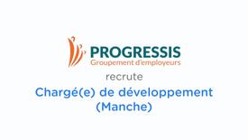 Progressis - vidéo recrutement Chargé de Développement Manche