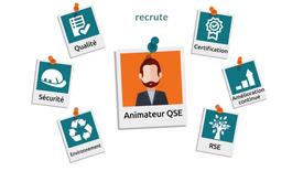 Progressis - offre d'emploi Animateur QSE