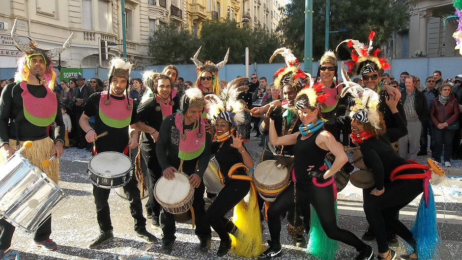 Percussions africaines - Cie Sokawa