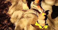 Lakshmi and Oshun